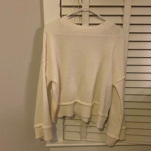 Vestique White Sweater